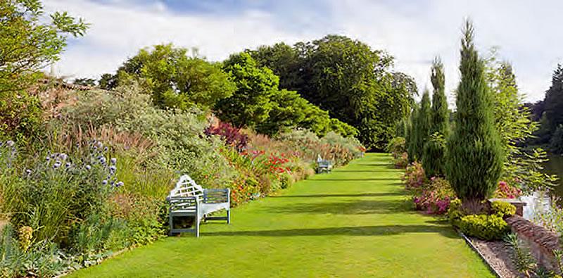 Elsham Hall Country Park Lincs
