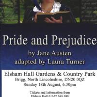 Chapterhouse Openair Threatre presents Pride & Prejudice