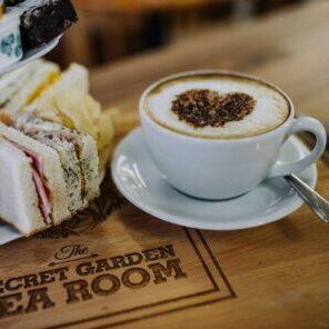 secret garden tearoom