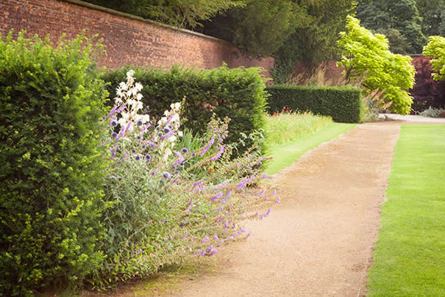 Formal Walled Garden
